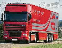 Скло переднє (лобове) DAF XF105 (Вантажівка) (2006-)