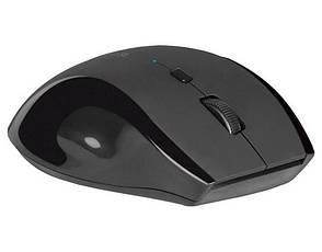 Мишка Defender MM-295 Безпровідна Чорний, фото 2