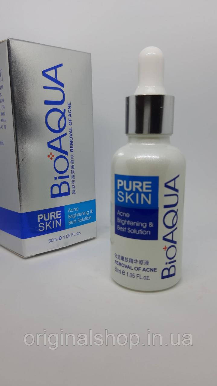 Сыворотка от акне Pure Skin Bioaqua