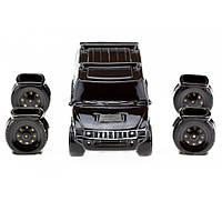 Подарочный набор 33 wishes Hummer (Хаммер) черный, 5 предметов