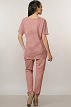 Женский костюм с блузкой в полоску (Хейди ri), фото 3