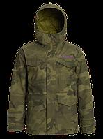 Горнолыжная куртка Burton Covert (Worn Camo) 2020, фото 1