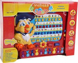 """Развивающая игрушка """"Ученая Сова""""  scs"""