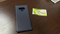Чeхол  N960 Samsung Galaxy Note 9 Blue силікон, фото 1