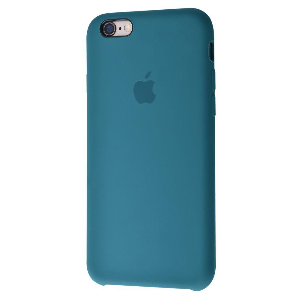 Чехол Tina Silicone Case High Copy iPhone 6/6s