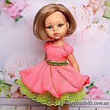Платье Цветочная Фея для кукол Паола Рейна, фото 2