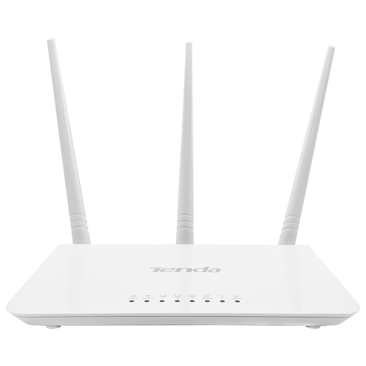Wi-Fi роутер (маршрутизатор) Tenda F3 *300 Мбит/с