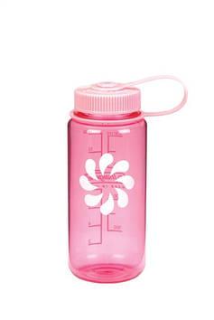 Пляшка для води Nalgene Wide Mounth 500 мл Рожева (2178-1216)
