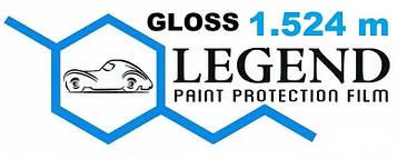 Антигравийная защитная плёнка (глянцевая) Legend PPF Prime Gloss (USA) 1.524 м