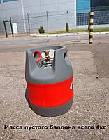 Баллон композитный пропан пропановый 12,7л HPC Чехия взрывобезопасный