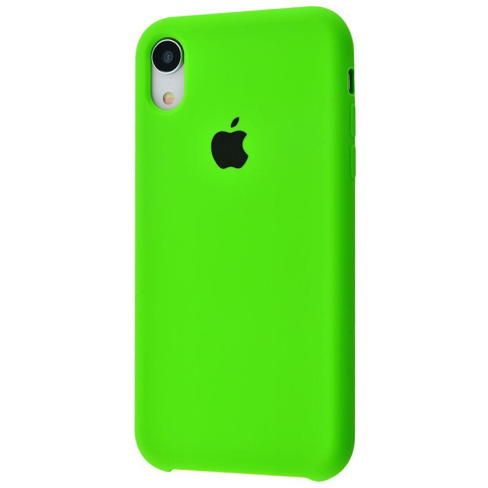 Чехол Tina Silicone Case High Copy iPhone Xr