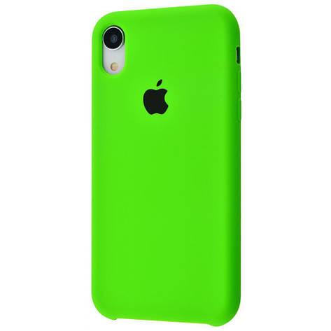 Чехол Tina Silicone Case High Copy iPhone Xr, фото 2