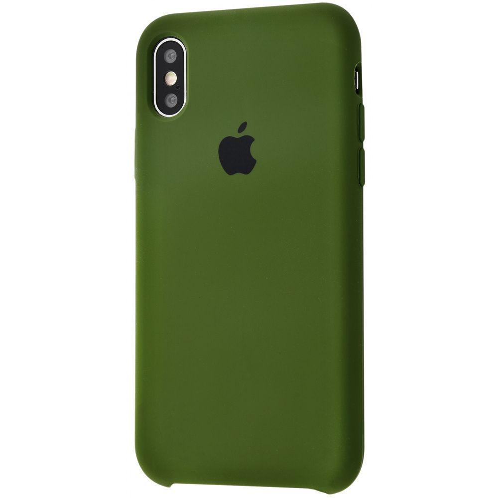 Чехол Tina Silicone Case High Copy iPhone Xs Max
