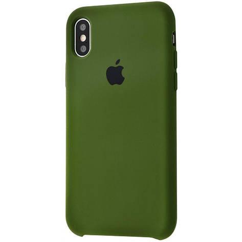 Чехол Tina Silicone Case High Copy iPhone Xs Max, фото 2