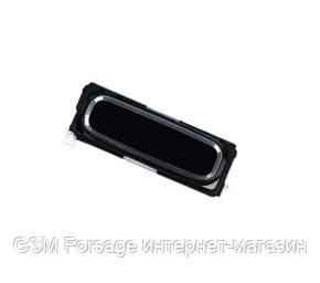 Кнопка центральная Samsung Galaxy S4 GT-i9500 / i9505 Black