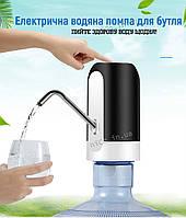 Електрична помпа (насос) для бутильованої води HB12