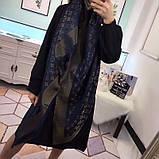 Платок, шаль, палантин Луи Витон с люрексом, качеством ААА, фото 2