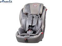Детское автокресло 1-12 лет 9-36 кг Heyner 798 120 MultiRelax AERO Fix Koala Grey