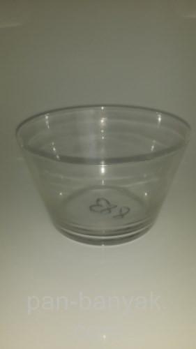 Фруктовница  d20,5 см h12 см стекло (883/216)