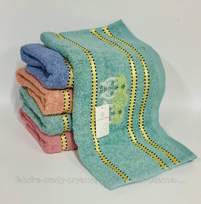 Полотенце махровое для лица   №02398