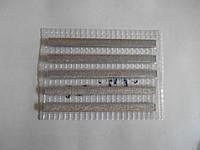 Алмазный брусок хонинговальный АБХ 150х6х4х12 50 АС20  М2-01 315/250 100%