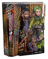 Набор Monster High Клео Де Нил и Дьюс Горгон - Boo York