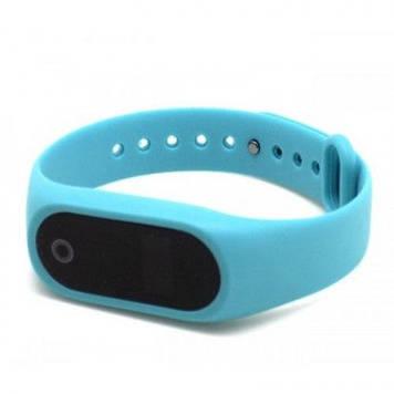 Фітнес браслет Fitness bracelet DBT-HB2 3303to Блакитний (hub_arbZ54310)