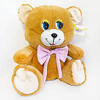 Мягкая игрушка Zolushka Медведь Тимка большой 36см коричневый (422-1)