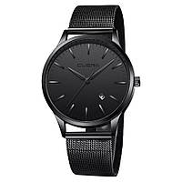 Часы наручные мужские CUENA  R2 Black