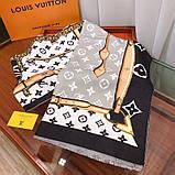 Шарф, палантин от Луи Витон кашемир, реплика, фото 2