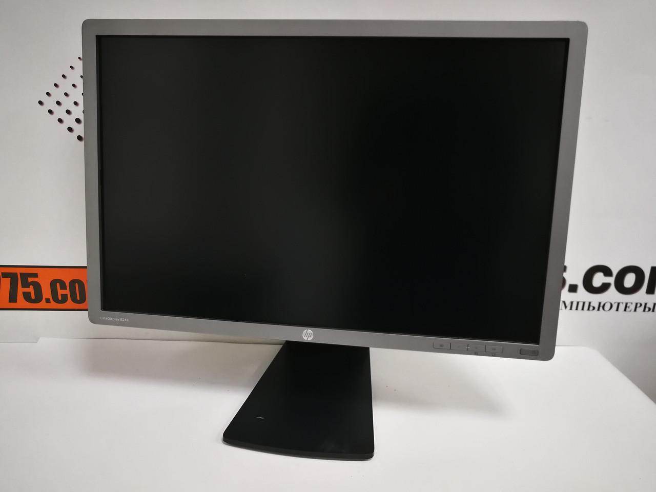 """Монитор 24"""" HP EliteDisplay E241i AH-IPS WLED (1920x1200), класс В"""