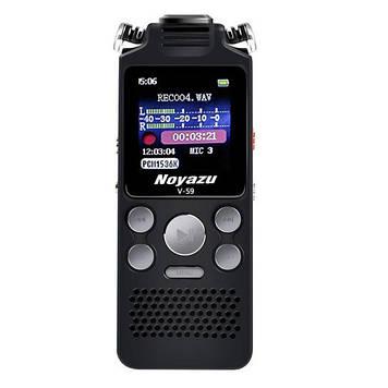 Диктофон для запису розмов цифровий Noyazu V59 8 ГБ пам'яті (100088)