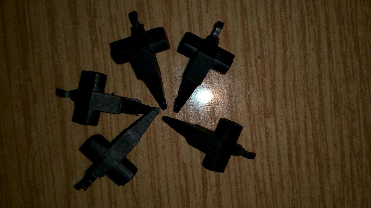 Пальцы (лапки, сепараторы)  тефлонового вала xerox WorkCentre wc Pro 420 320 315 415 054K25510 finger