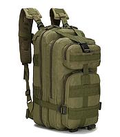 Тактический, военный, походный рюкзак Military. 25 L. Хаки., фото 1