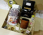 Подарок подруге, коллеге - подарочный набор с кофе, фото 2