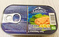 Галета исландского лосося в собственном соку 121g LandIce Исландия