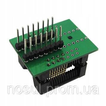 Переходник SOP16 - DIP28 для программатора