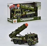 Машина Launcher Пусковая установка со светом и звуком (1-68349)