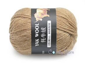 Пряжа China Yak Wool, №7 Бежевый