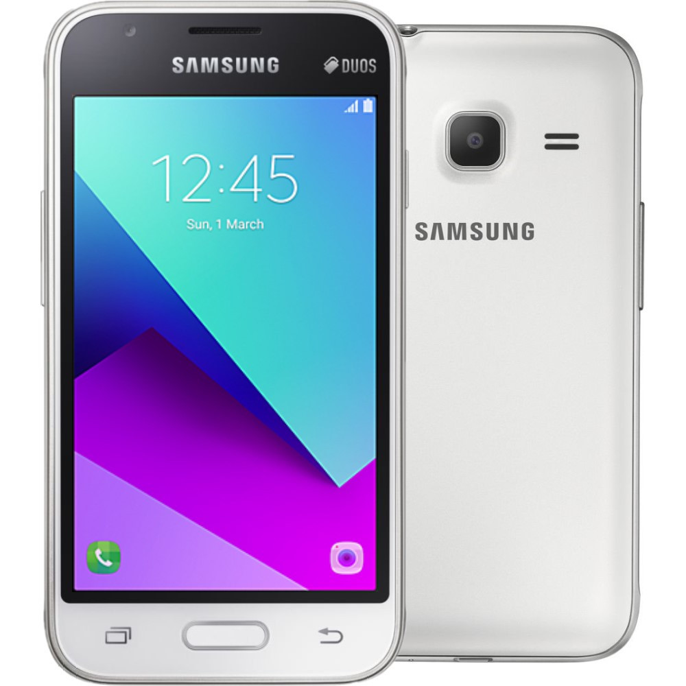 Смартфон Samsung Galaxy J1 Mini SM-J105H White (Сертифікований в Україні)
