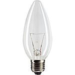 Лампочка накаливания декоративная свеча 40 Вт Е-27