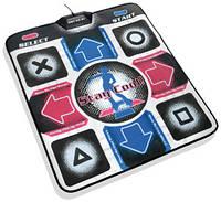 Танцевальный коврик X-treme Dance Pad Platinum (PC-USB-TV), фото 1