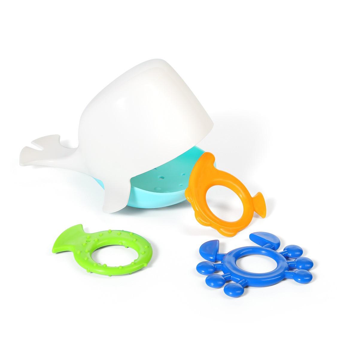 Игрушка для ванны WHALE KIPER