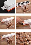 Вакууматор   Вакуумный упаковщик бытовой FreshpackPro, фото 2