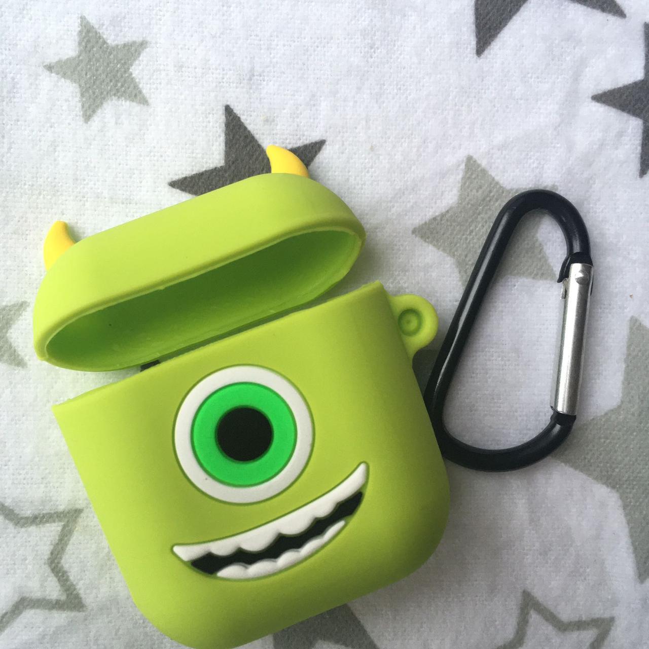 Чехол для наушников  DK Silicone Cartoon Series  для Apple AirPods