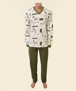Пижама мужская Молодежная начес