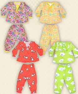 Пижама Мальвина начес