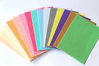 Набор корейского жесткого фетра Pugovichok Пастель 15 цветов hubrqcy87032, КОД: 128681