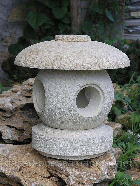 купить японский фонарь из бетона