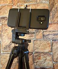 Штатив для цифровой камеры, телефона +Чехол +Держатель (Живые фото!), фото 2